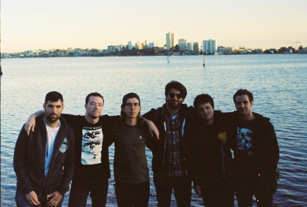 Touché Amoré and Merrick, post Australian tour in Perth, Australia